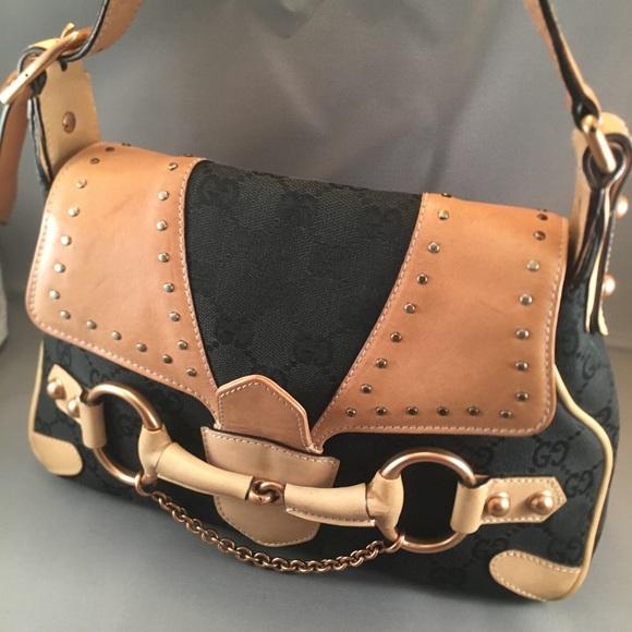 608166d249d Gucci Handbags - Gucci Horsebit Bag Rare Vintage!